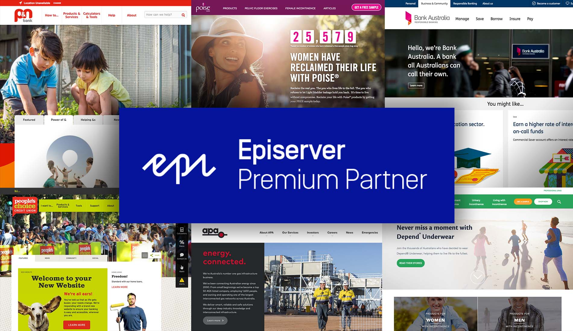 Fusion certified as Episerver Premium Partner