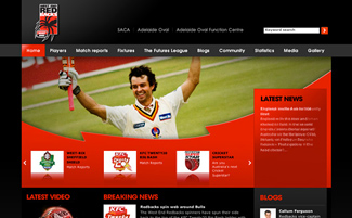 SACA West End Redbacks Website