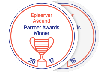 Episerver Ascend Award logo
